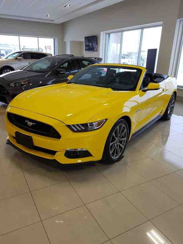 2016 Ford Mustang GT Premium & Exeter Pre-Owned Vehicles | Exeter ON Area Used Car Dealer | Eric ... markmcfarlin.com
