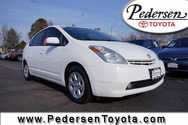 Used Cars For Sale In Fort Collins Pederson Toyota - 2004 prius