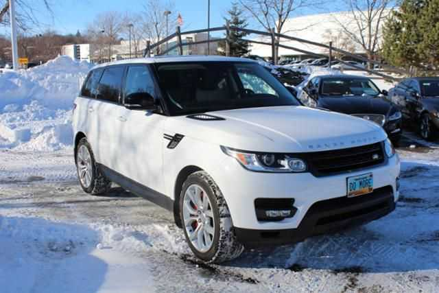 2014 Land Rover Range Rover Sport 5.0 Supercharged Autobiography
