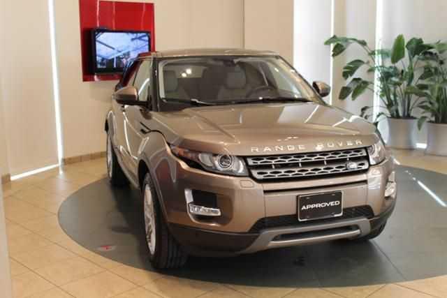 2015 Land Rover Range Rover Evoque Pure Plus