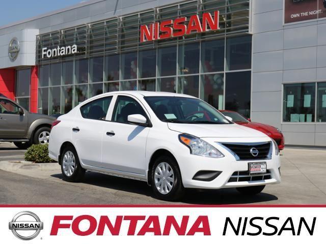 New Nissan Cars Trucks Suvs In Fontana Ca