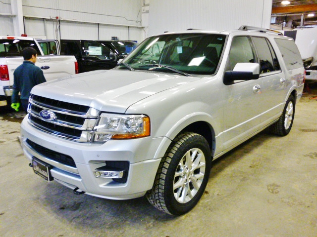 2016 ford expedition max limited used 13370 km melfort. Black Bedroom Furniture Sets. Home Design Ideas