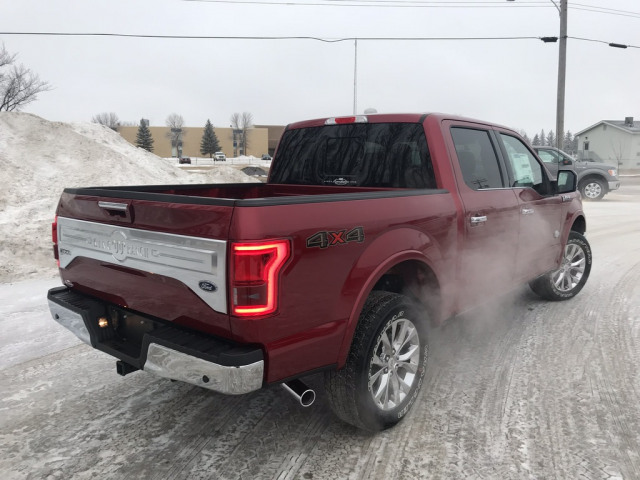 2017 Ford F-150 King Ranch®