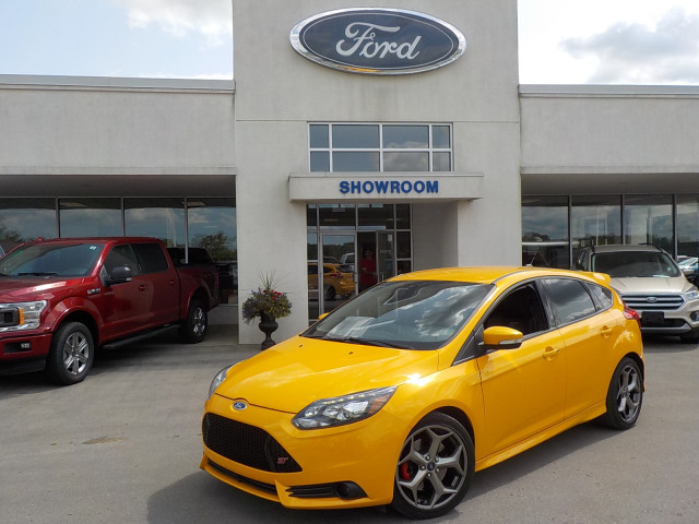 2014 Ford Focus ST Base
