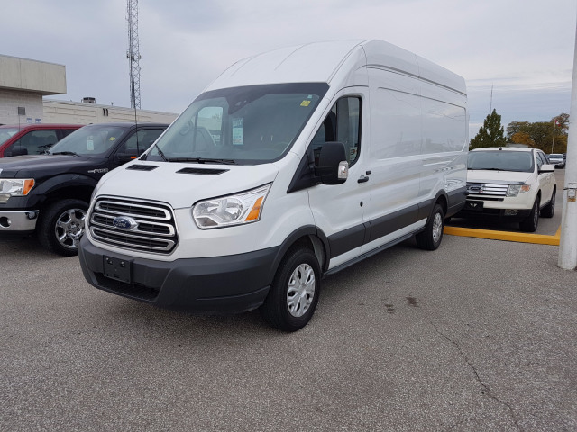2017 Ford Transit 250 148 Wb High Roof Extended Cargo