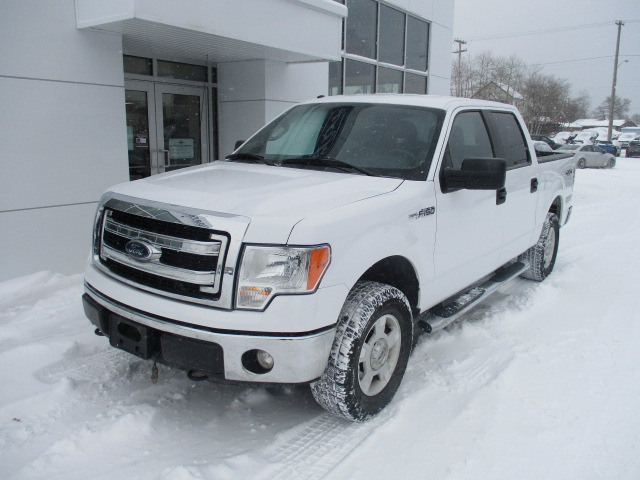 Ford F For Sale In The Pas The Pas MB Area Dealership - F 150 2014 avec sticker