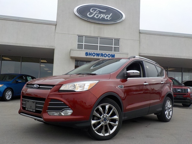 2015 ford escape for sale in mt brydges mt brydges on Lincoln motor company canada