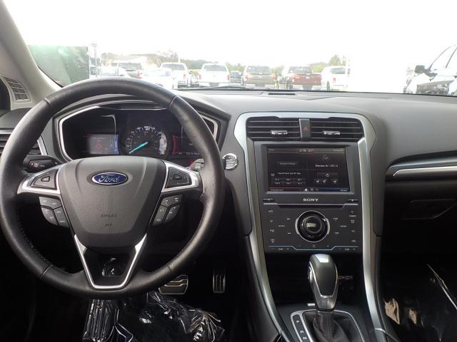 2015 Ford Fusion Energi Titanium