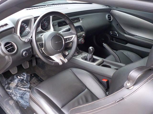 2010 Chevrolet Camaro LT RS