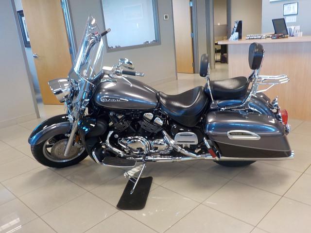 2009 Motorcycle Yamaha XVZ13CT
