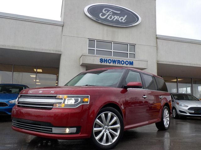 2016 Ford Flex Limited Ecoboost