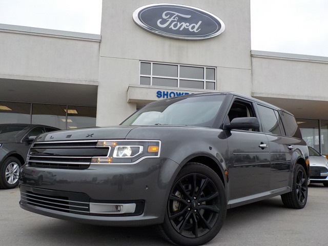 2017 Ford Flex Limited Ecoboost